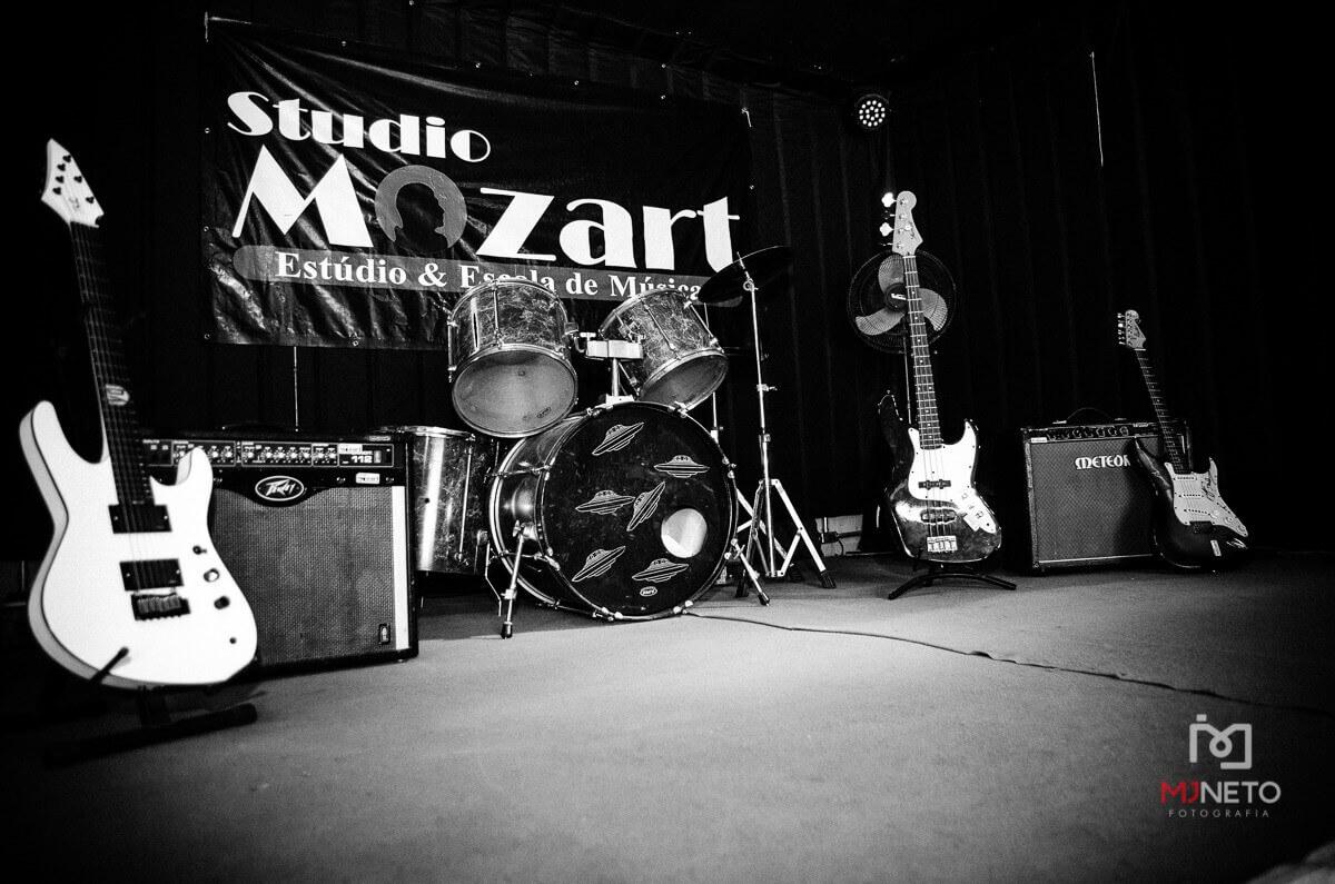 O Studio Mozart