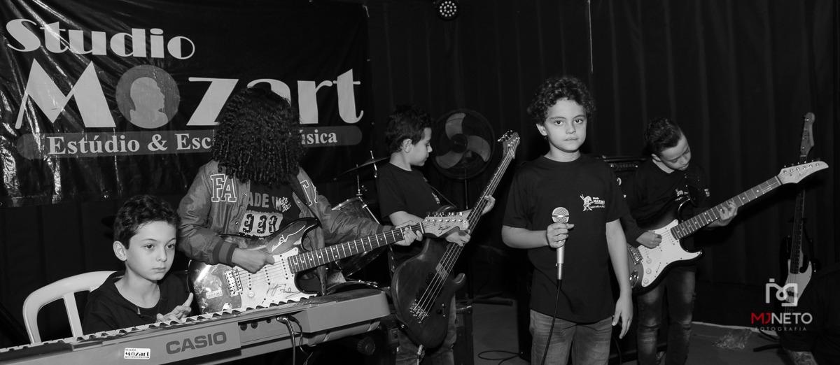 Banda The boys of rock