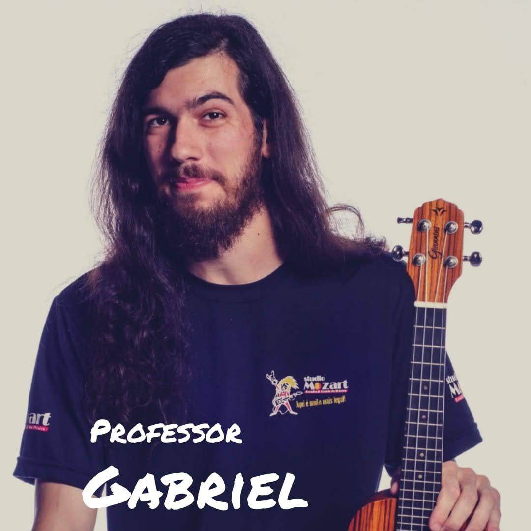 Professor Gabriel Casagrande