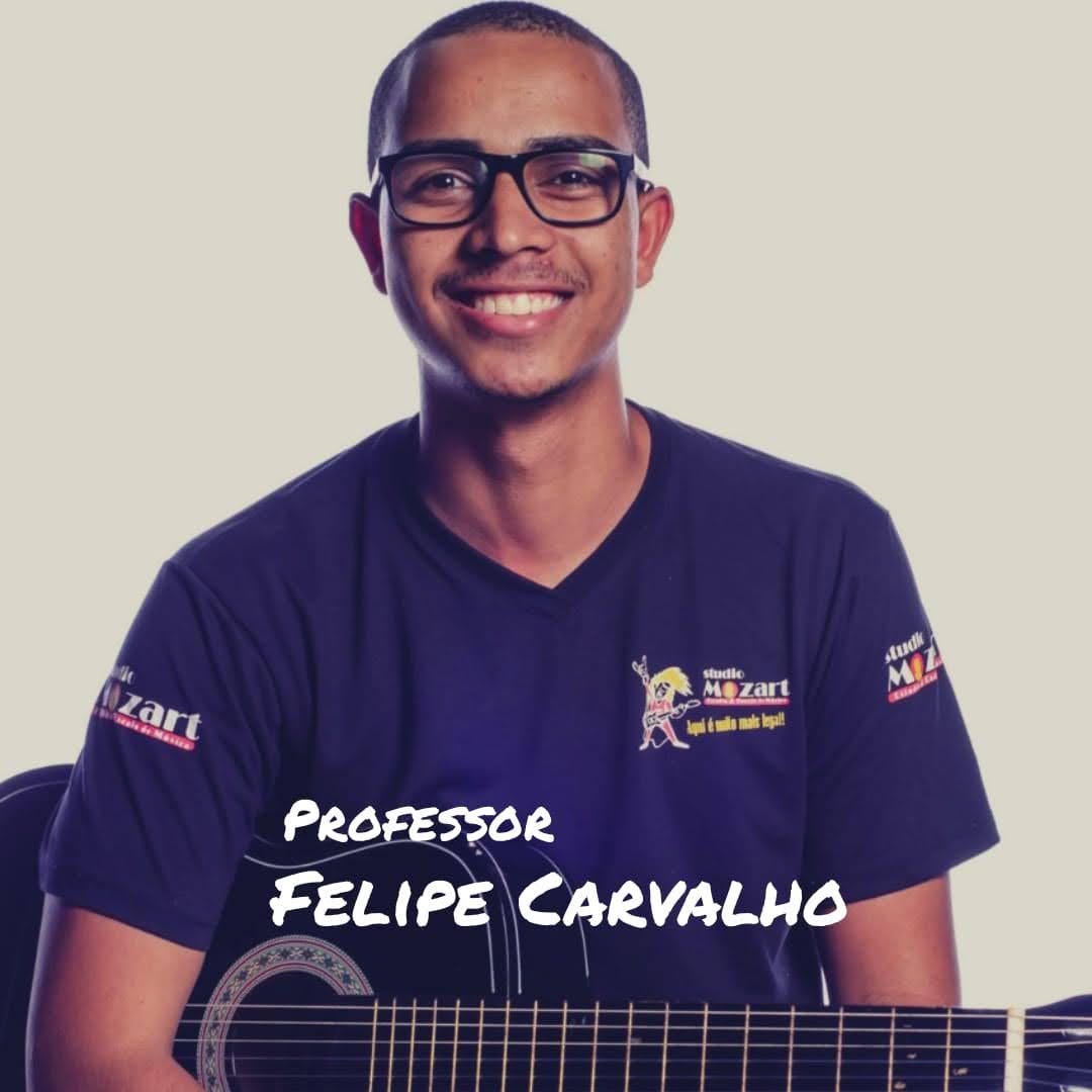 Professor Felipe de Carvalho