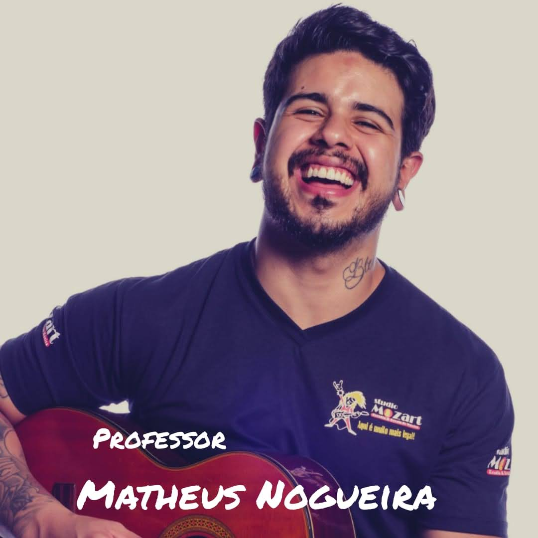 Professor Matheus Nogueira